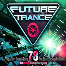 Future Trance 78 - CD Audio