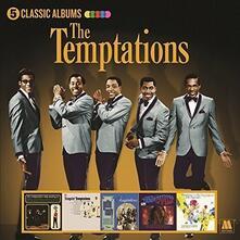 5 Classic Albums - CD Audio di Temptations