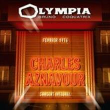 Olympia 1976 - CD Audio di Charles Aznavour