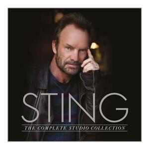 The Complete Studio Collection - Vinile LP di Sting