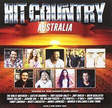 Hit Country Australia - CD Audio