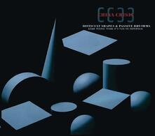 Difficult Shapes and Passive Rhythms Some People Think it's Fun to Entertain - CD Audio di China Crisis