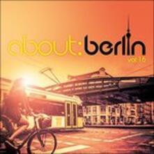 About Berlin vol.16 - CD Audio