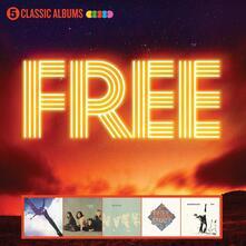 5 Classic Albums - CD Audio di Free