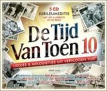 De Tijd Van Toen vol.10 - CD Audio
