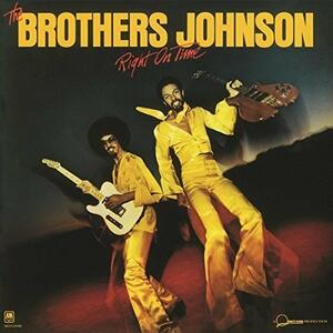 Right on Time - Vinile LP di Brothers Johnson