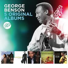 5 Original Albums (Box Set) - CD Audio di George Benson