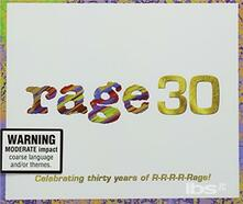 Rage 30. Celebrating - CD Audio