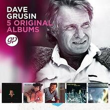 5 Original Albums (Box Set) - CD Audio di Dave Grusin