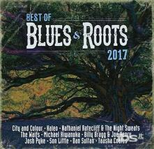 Best Of Blues & Roots 2017 - CD Audio