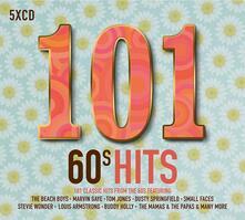 101 60s Hits - CD Audio