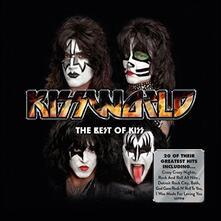 Kissworld - CD Audio di Kiss