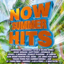 Now Summer Hits - CD Audio