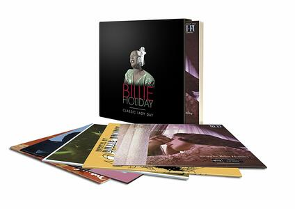 Classic Lady Day - Vinile LP di Billie Holiday - 2