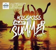 Kiss Kiss Play Summer 2017 - CD Audio