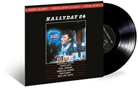 Special Enfants - Vinile LP di Johnny Hallyday