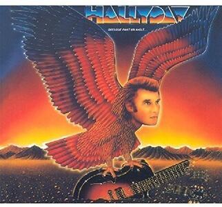 Quelque Part Un Aigle - Vinile LP di Johnny Hallyday