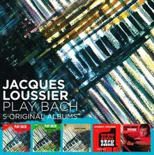 5 Original Albums - CD Audio di Jacques Loussier