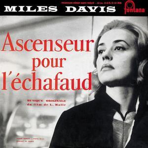 Ascenseur pour l'echafaud (Colonna Sonora) - Vinile 10'' di Miles Davis