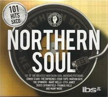 101 Northern Soul - CD Audio