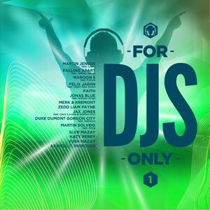CD For DJ's Only 01.2017