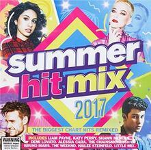 Summer Hit Mix 2017 - CD Audio