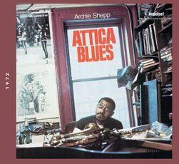 CD Attica Blues Archie Shepp