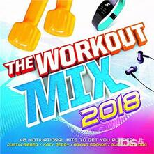 Workout Mix 2018 - CD Audio