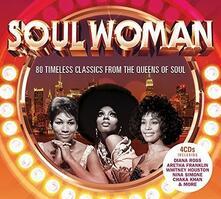 Soul Woman - CD Audio