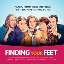 Finding Your Feet (Colonna Sonora) - CD Audio
