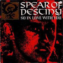 The Virgin Years - CD Audio di Spear of Destiny