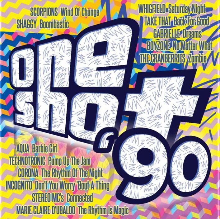 Various Artists – One Shot '90 (2000)