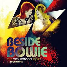 Beside Bowie. The Mick Ronson Story (Colonna Sonora) - CD Audio