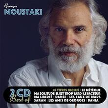 Best of - CD Audio di Georges Moustaki