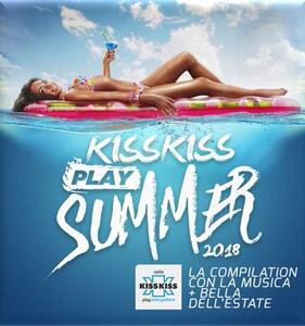 Kiss Kiss Play Summer 2018 - CD Audio