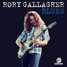 The Blues - Vinile LP di Rory Gallagher