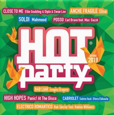 CD Hot Party Spring 2019