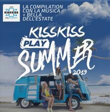 Kiss Kiss Play Summer 2019 - CD Audio