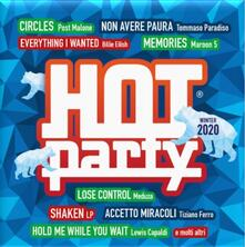 Hot Party Winter 2020 - CD Audio