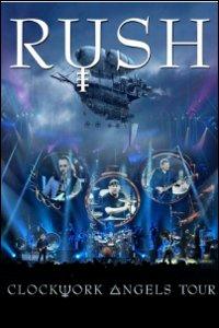 Film Rush. Clockwork Angels Tour