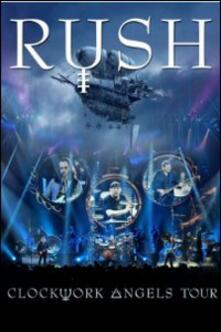 Rush. Clockwork Angels Tour (2 DVD) - DVD