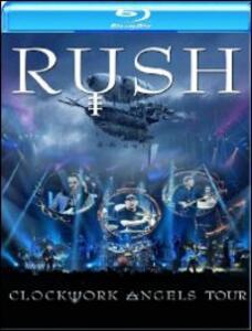 Rush. Clockwork Angels Tour - Blu-ray