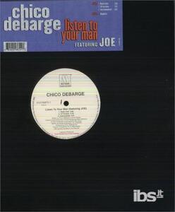 Listen to Your Man - Vinile LP di Chico Debarge