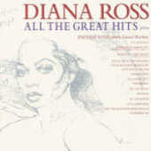 CD All the Great Hits Diana Ross
