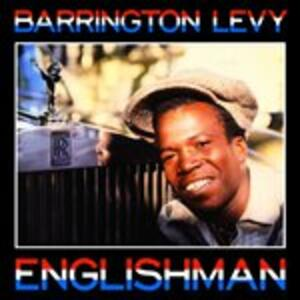 Englishman - Vinile LP di Barrington Levy