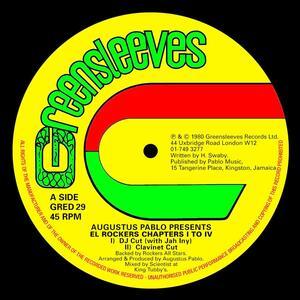 Presents. El Rockers - Vinile LP di Augustus Pablo