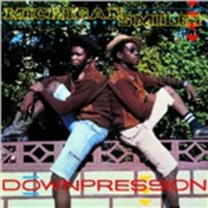 Downpression - Vinile LP di Michigan & Smiley