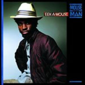 The Mouse and the Man - Vinile LP di Eek-A-Mouse