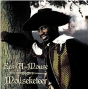 Mouseketeer - Vinile LP di Eek-A-Mouse