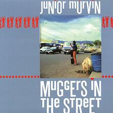 Muggers in the Street - Vinile LP di Junior Murvin